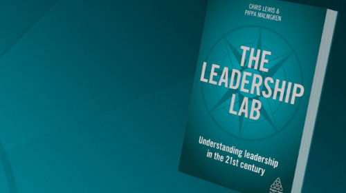 The Leadership LAB named Leadership & Business Book of the Year