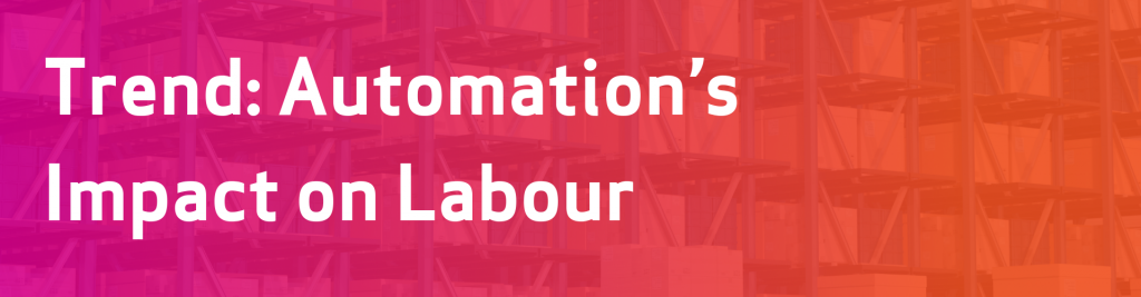 Automations impact on labour