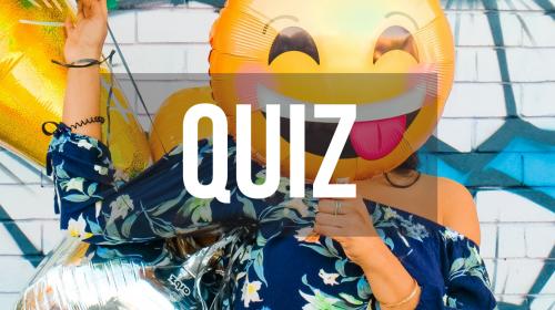 Emoji Quiz- Social Expressions