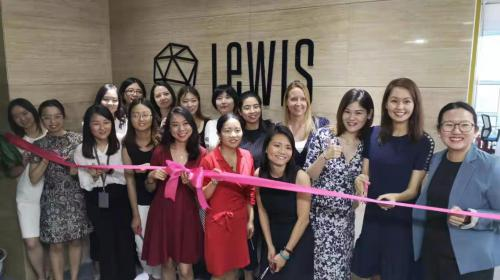 LEWIS expands Greater China business, Beijing team welcomes a new office