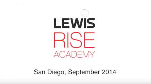LEWIS Rise Academy