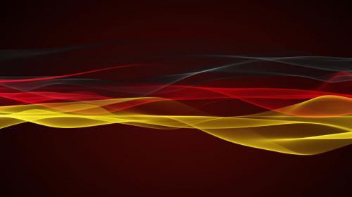 Deutschland: ein wahres Flaggenmeer