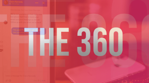 The 360 EP 03: Chatbots in der Krisenkommunikation