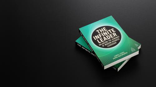 Neuerscheinung: THE INFINITE LEADER Balancing the Demands of  Modern Business Leadership Von CHRIS LEWIS und PIPPA MALMGREN