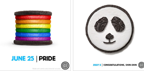 Oreo y sus exitosa campaña de real time marketing