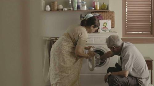 Campaña de concienciación: ¿Quién lava la ropa en tu casa?
