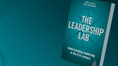 El libro The Leadership Lab premiado como mejor libro de negocios del año