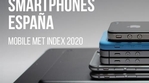 Smartphone MET INDEX 2020