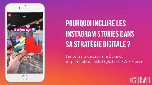 Pourquoi inclure les Instagram Stories dans sa stratégie digitale ?