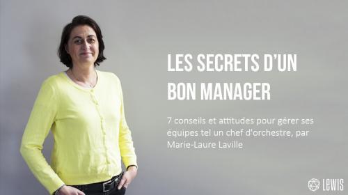 Les secrets d'un bon manager