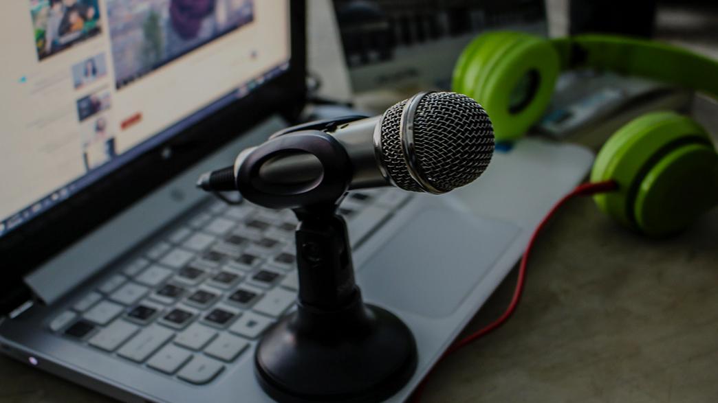micro podcast digital