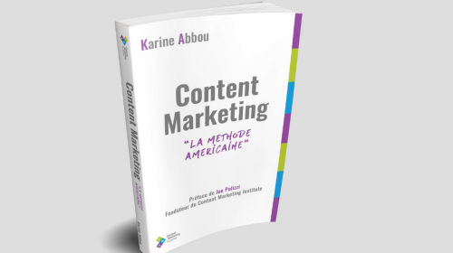 #Livre « Content marketing : la méthode américaine »