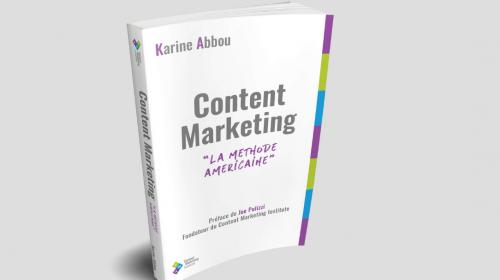 #Livre «Content marketing : la méthode américaine»