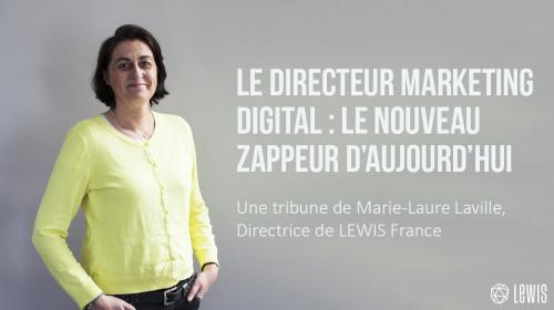 Le directeur marketing digital : le nouveau zappeur d'aujourd'hui !