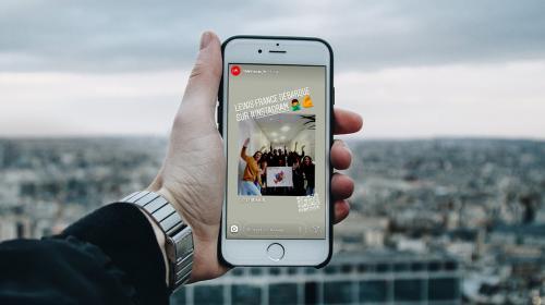 LEWIS France débarque sur Instagram !