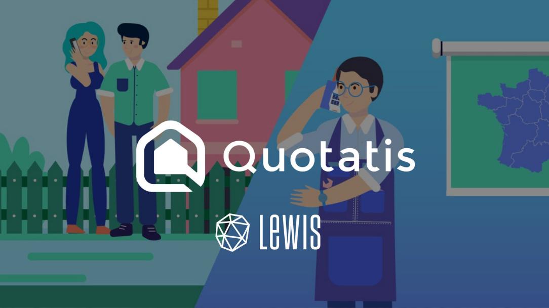 Quotatis x LEWIS