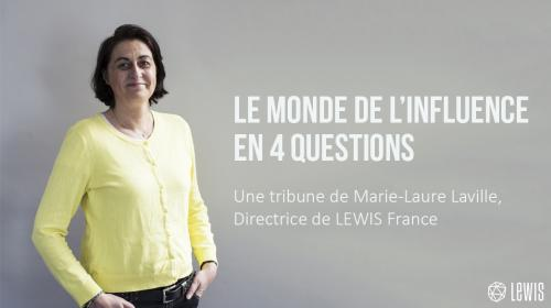 Le monde de l'influence en 4 questions