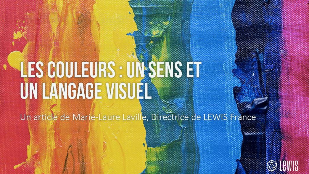 Les couleurs : un sens et un langage visuel
