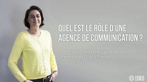 Quel est le rôle d'une agence de communication ?