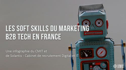 Les soft skills du marketing B2B tech en France