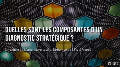 Quelles sont les composantes d'un diagnostic stratégique ?