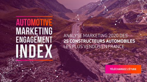 Automotive Marketing Engagement Index 2020