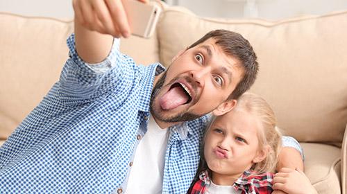 Daddy blogger: quando il papà diventa influencer