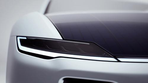 LEWIS per il lancio dell'auto solare Lightyear One