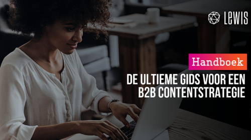 Download het Handboek: B2B contentstrategie
