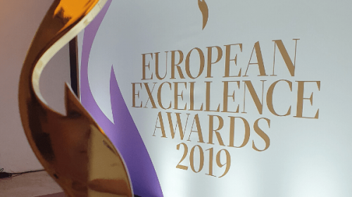 LEWIS wint bij European Excellence Awards 2019
