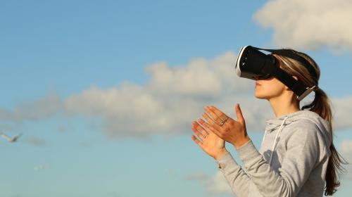 O que é a Realidade Virtual – Infografia