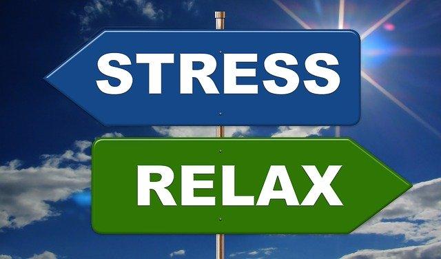 stress ou calma