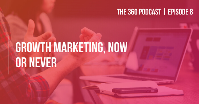 360 podcast growth marketing