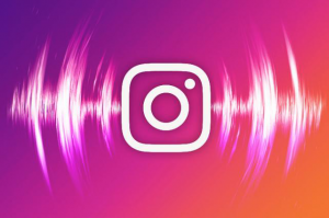 instagram sound