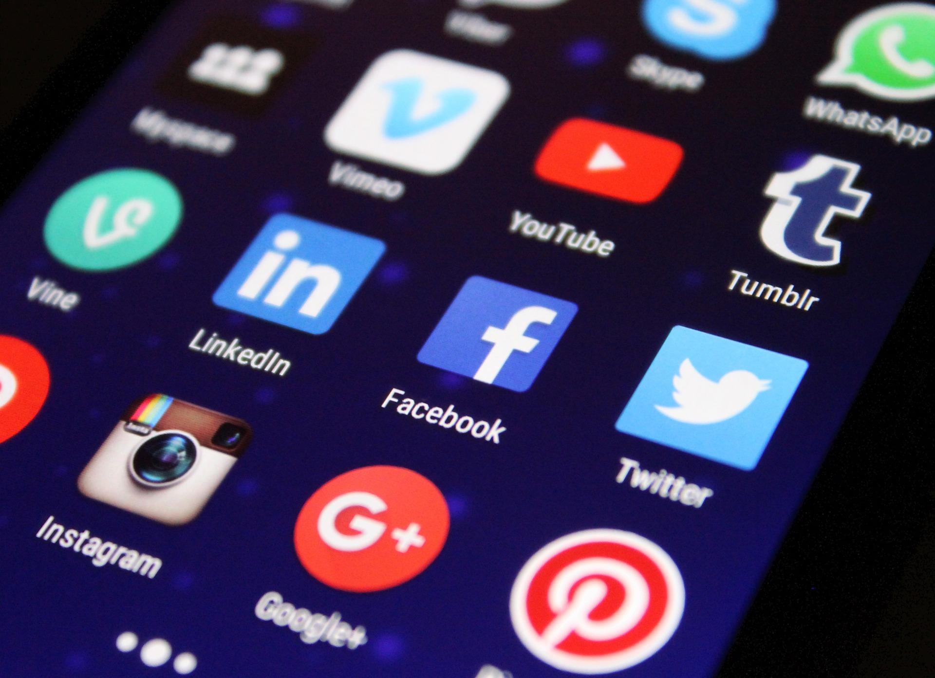 Top social media stories