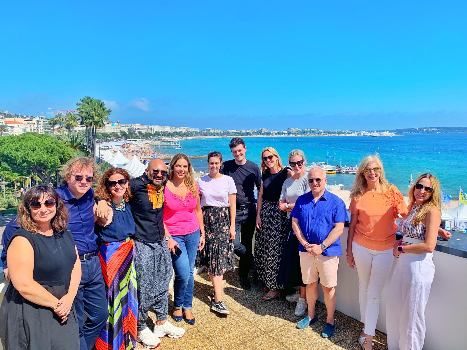 Cannes Lions Awards PR judges