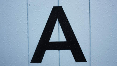 A Is for Adwords