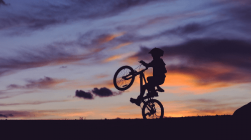 Six Biking Lessons for PR