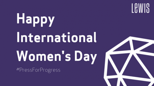 Pressing for Progress This International Women's Day