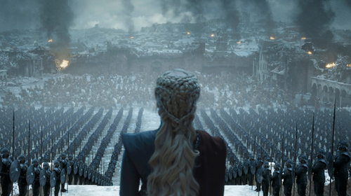 Game of Thrones, Social Media & the New Age of Social Media