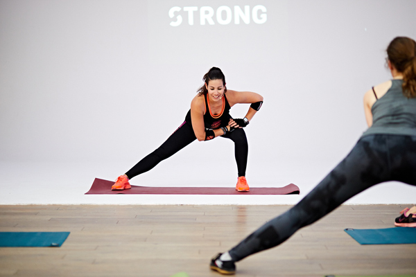 STRONG by Zumba, LEWIS