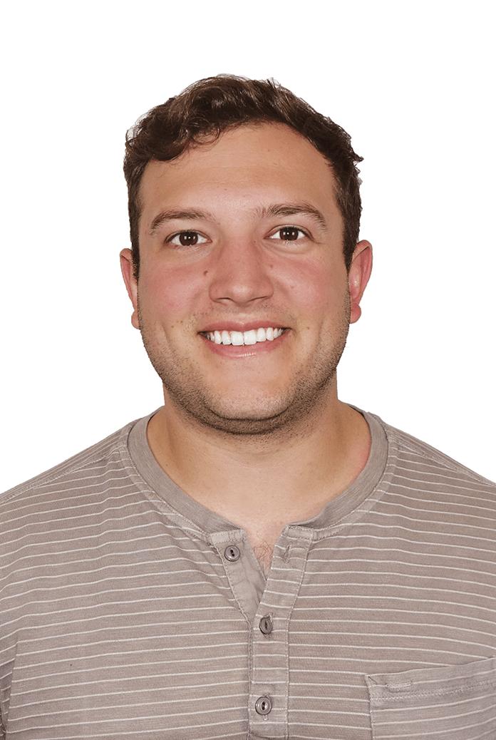 Zach Dubin Headshot