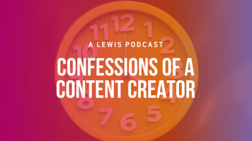 Confessions of a Content Creator: Become a Better Writer in 15 Minutes