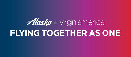 alaska and virgin merger gradient design