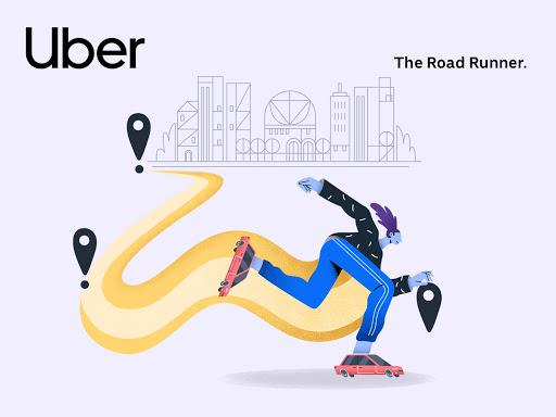 Uber's minimal design for 2020