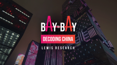 Top Considerations for Marketers Looking to Tap Into China