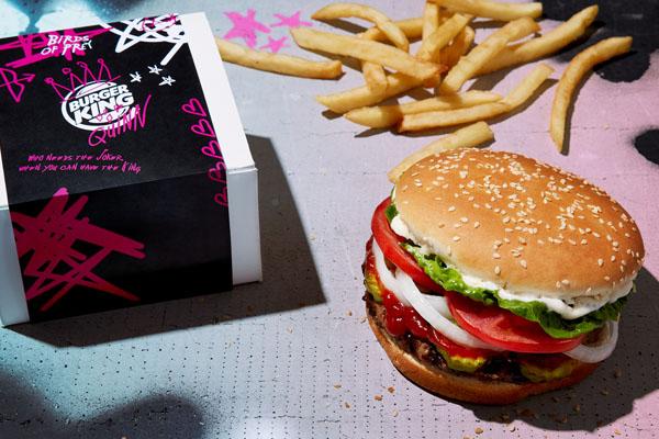 Burger King and Birds of Prey