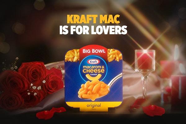 Kraft Mac Is For Lovers