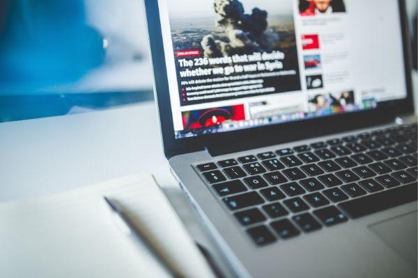 online news value, press release