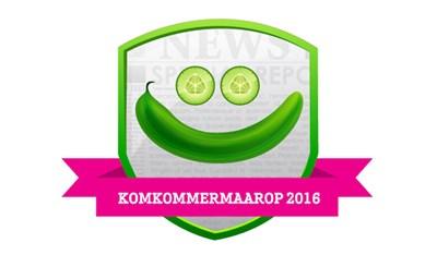 Op zoek naar de beste Komkommermaarop van 2016
